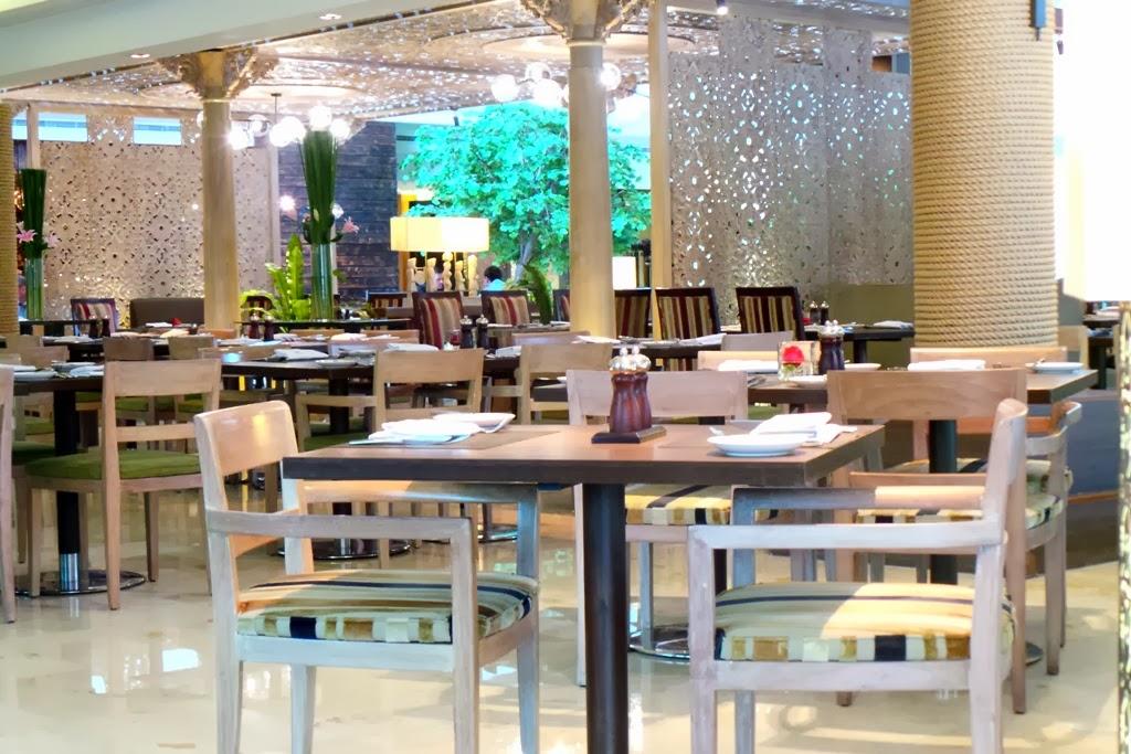 All Day Dining At Cafe Gran Via Gran Melia Jakarta Basilicha