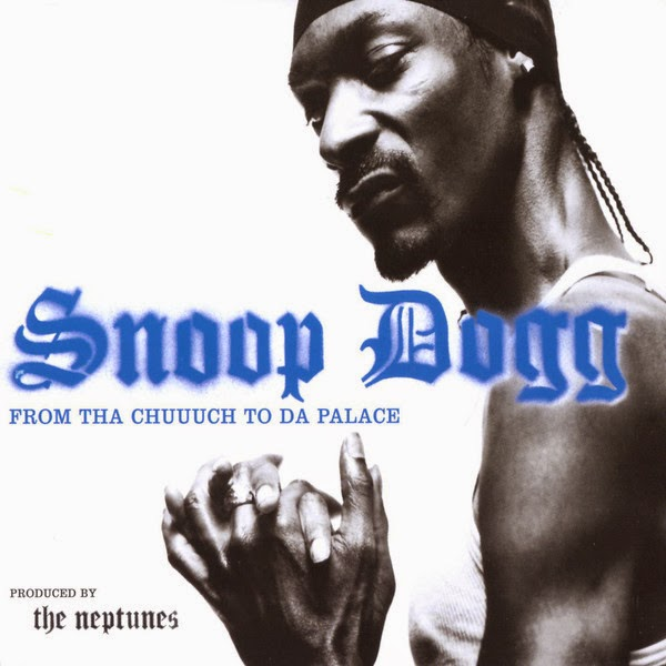 Snoop Dogg - From Tha Chuuuch to Da Palace - EP Cover