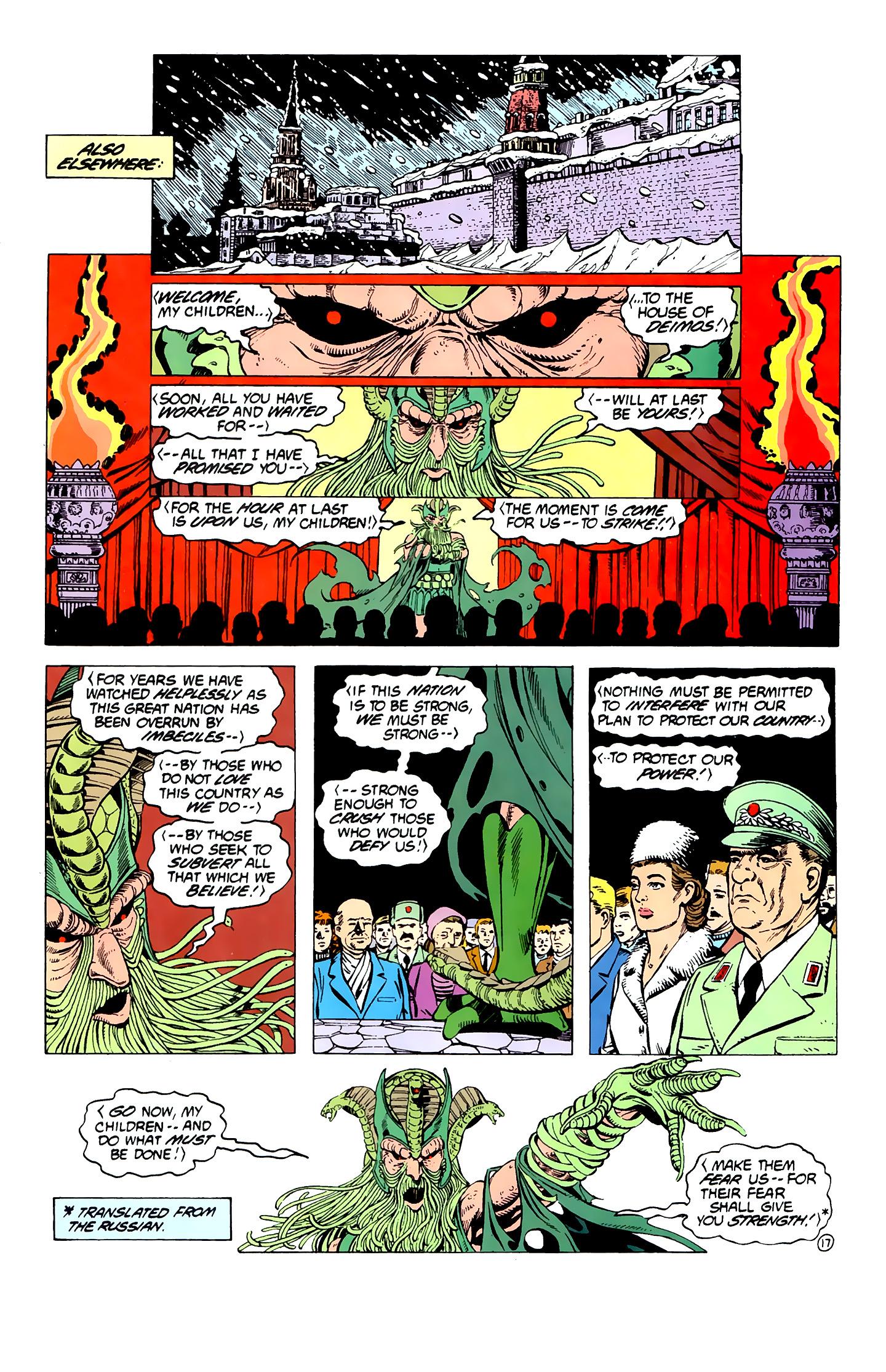 Read online Wonder Woman (1987) comic -  Issue #3 - 18