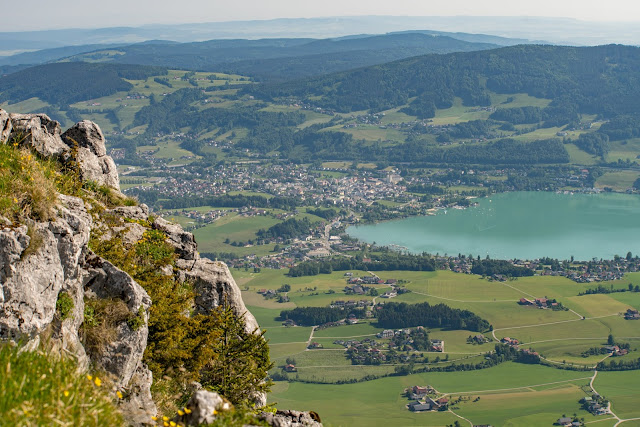 Schober und Frauenkopf  Wanderung Fuschl am See  Wandern FuschlseeRegion Salzkammergut 09