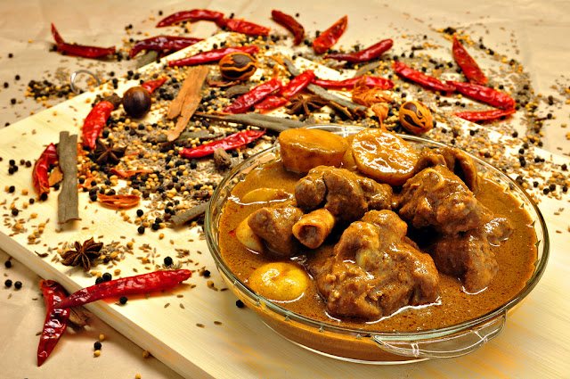 Goan Mutton Xacuti