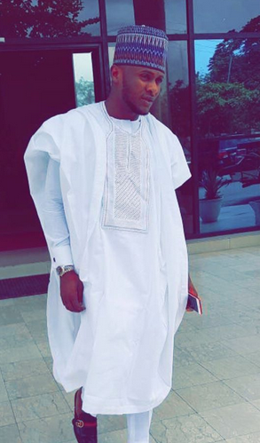 How Chinese Man Almost Murdered Ubi Franklin In Lagos... He's PICTURED