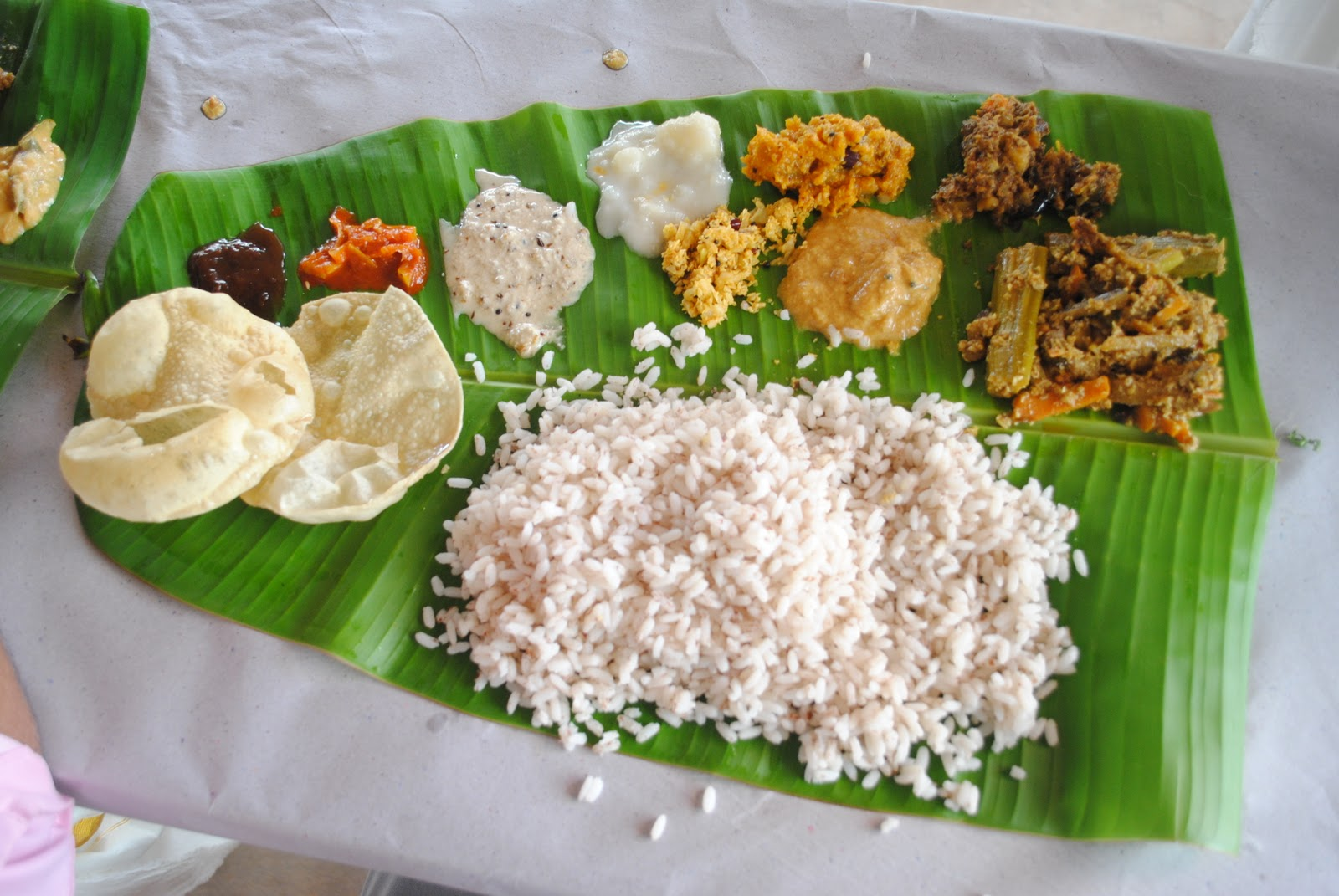 South Indian Food Culture