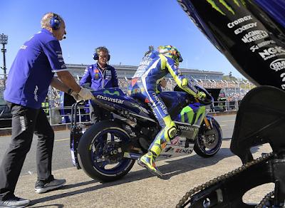 Pernat: Tahun Depan Giliran Rossi yang Juara Dunia