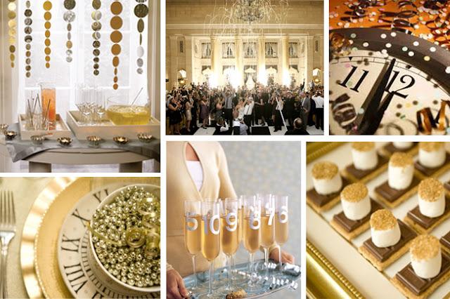nye new year's eve wedding