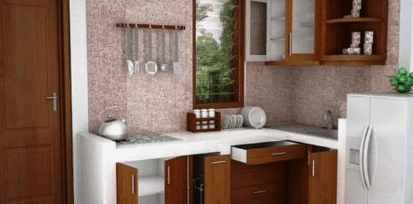 Dekorasi Desain Dapur Sederhana Di Desa Terbaru