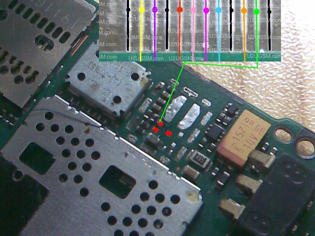 Nokia C2 03 Lcd Light Solution Dallas - chototxetai com