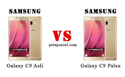 yang diproduksi untuk menyasar kalangan menengah ke atas dengan desain premium layaknya S Nih 13 Cara Membedakan Samsung C9 Asli dan Palsu