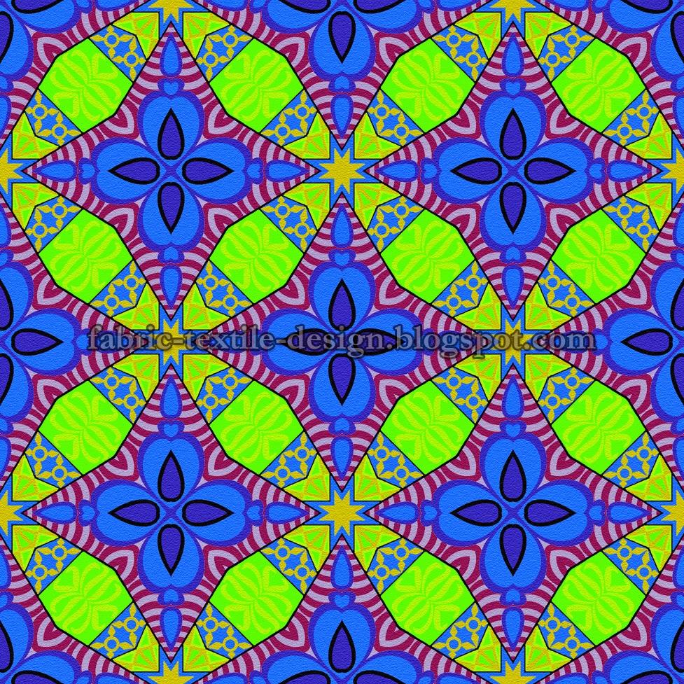 Block Printing On Fabric Print On Textile Pattern Design