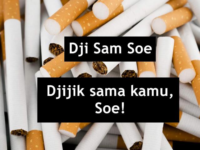 Meme Singkatan Rokok Dji Sam Soe