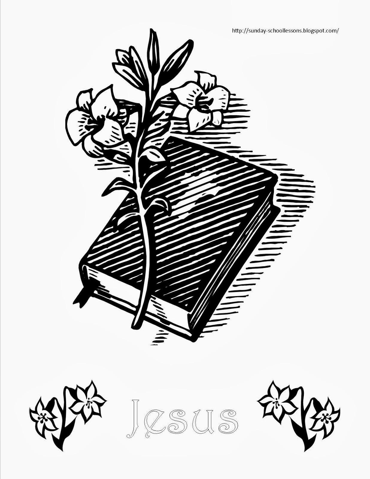 Sunday School Lessons of Plenty: Easter