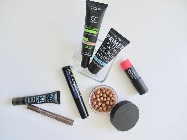 Top 5: Mis favoritos de Gosh Cosmetics
