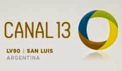 Canal 13 San Luis Televisión en vivo