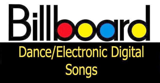 Billboard Dance/Electronic Digital Songs