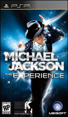 Michael Jackson   The Experience %2528USA%2529 - Michael Jackson The Experience For PSP