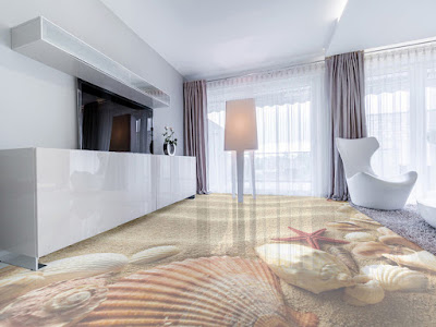 New 3d flooring designs and floor murals