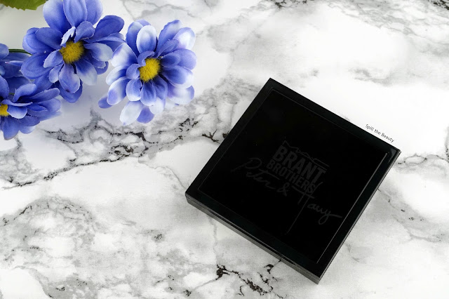 mac brant brothers eyeshadow quad 4 pillars review swatches 2