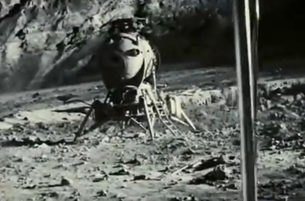 Apollo 18 Movie Review | Ravenous Monster |Lunar Truth