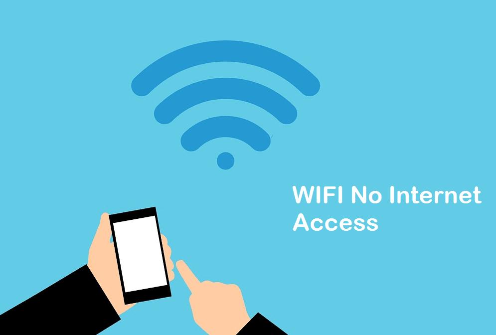 WIFI Tidak Bisa Tersambung Dan No Internet Access