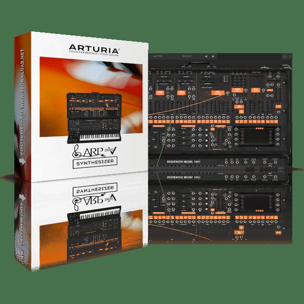 Arturia ARP 2600 V3 v3.7.1 1263 Full version