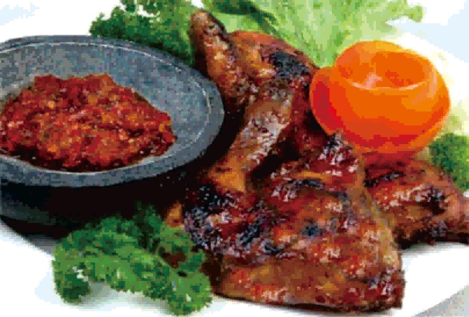 Resep Membuat Ayam Bakar Lumajang