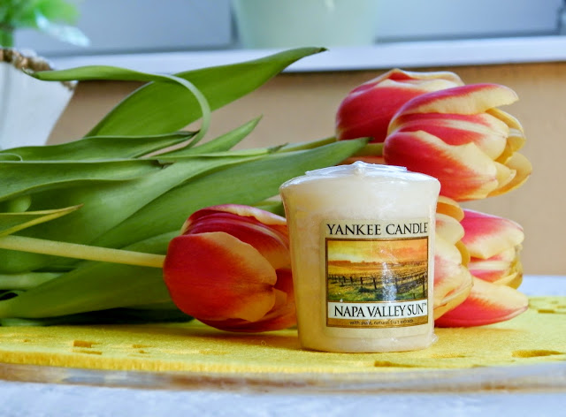 avis Napa Valley Sun de Yankee Candle, blog bougie, blog beauté, blog parfum