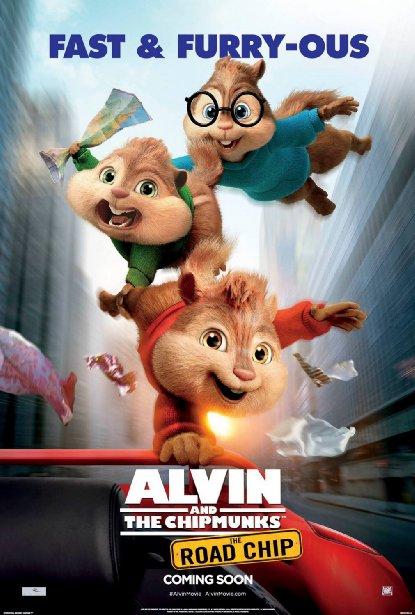 Sóc chuột du hí - Alvin and the Chipmunks: The Road Chip (2015)