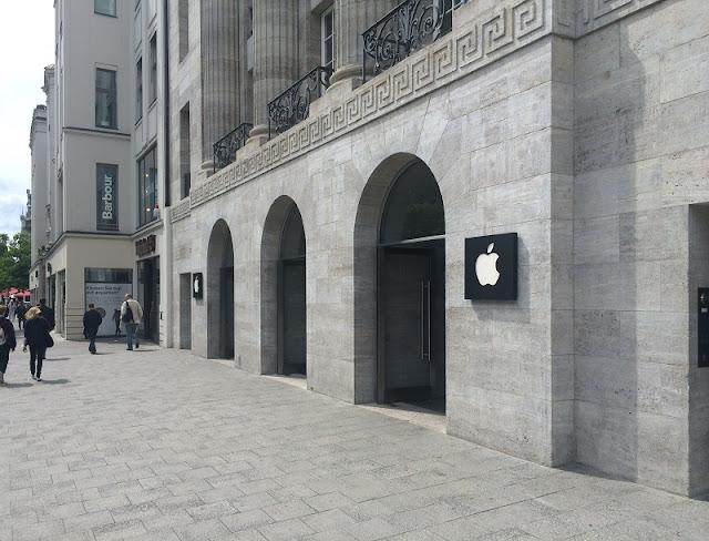 Loja da Apple em Berlim