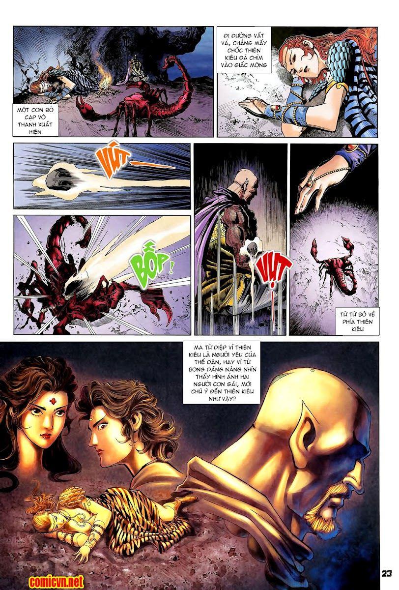 Đại Đường Uy Long chapter 88 trang 24