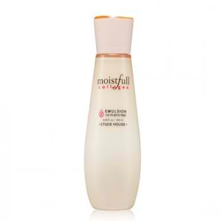 Etude House Moistfull Collagen Emulsion by The Shapeshifting Cat