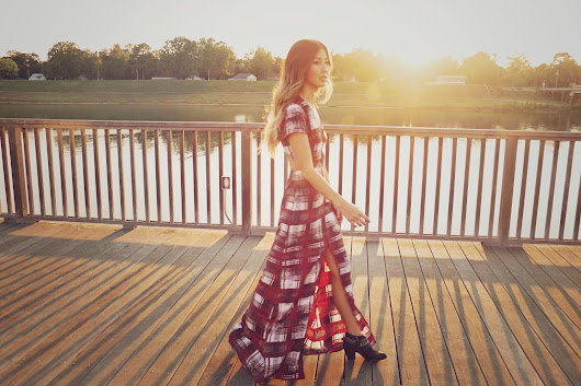 Mad For Plaid  | Duck & Dressing