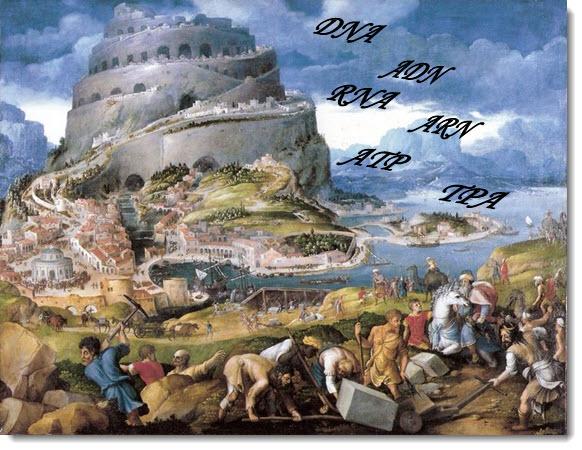 torre de Babel y la IUPAC