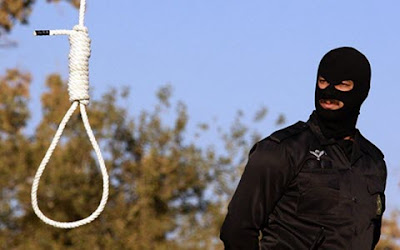 Public hanging Iran