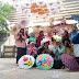 Komunitas Kresek Kudus Melakukan Aksi Kutip Sampah Plastik Menjadi Ecobrick