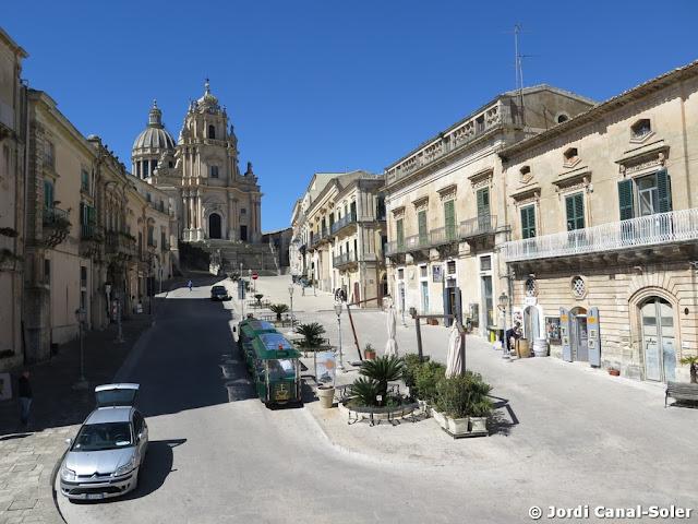 Plaza del Duomo de Ragusa