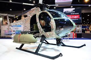Helikopter Serang Ringan MD530G