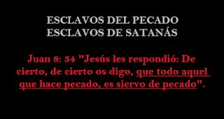 Resultado de imagen de De esclavo de Satanás a siervo de Cristo