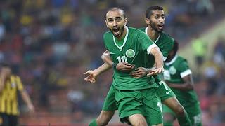 مباراة السعودية والبرتغال