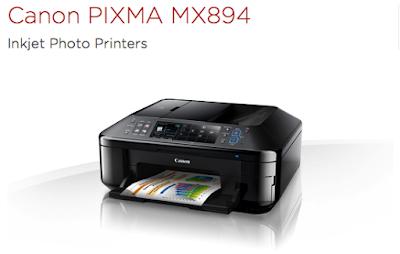 Canon PIXMA MX894 image