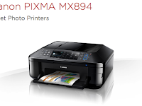Canon PIXMA MX894 For Windows, Linux, Mac