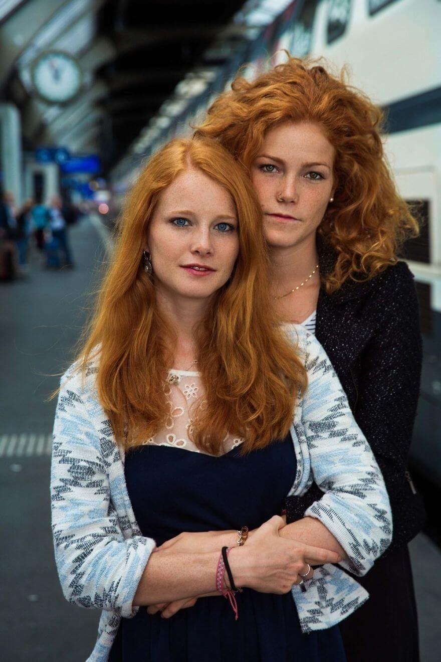 This Photographer Took Pictures Of Women From All Over The World. You'll Be Amazed By Their Beauty And Uniqueness! - Zürich, Switzerland