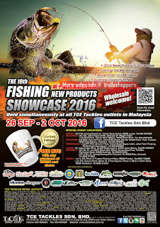 The 10th Fishing New Products Showcase