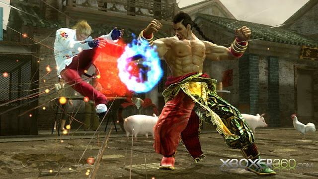 Tekken 6 Game  Free Download Full Version for PC
