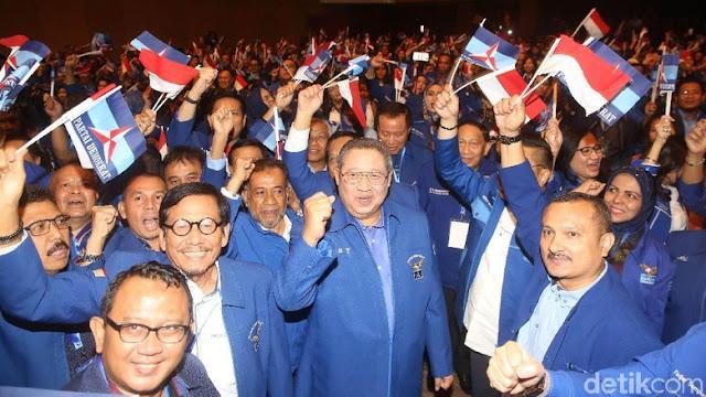 PKS Setuju dengan SBY soal Setop Kampanye karena Gempa Sulteng