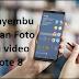 Cara Menyembunyikan Foto atau video di Note 8