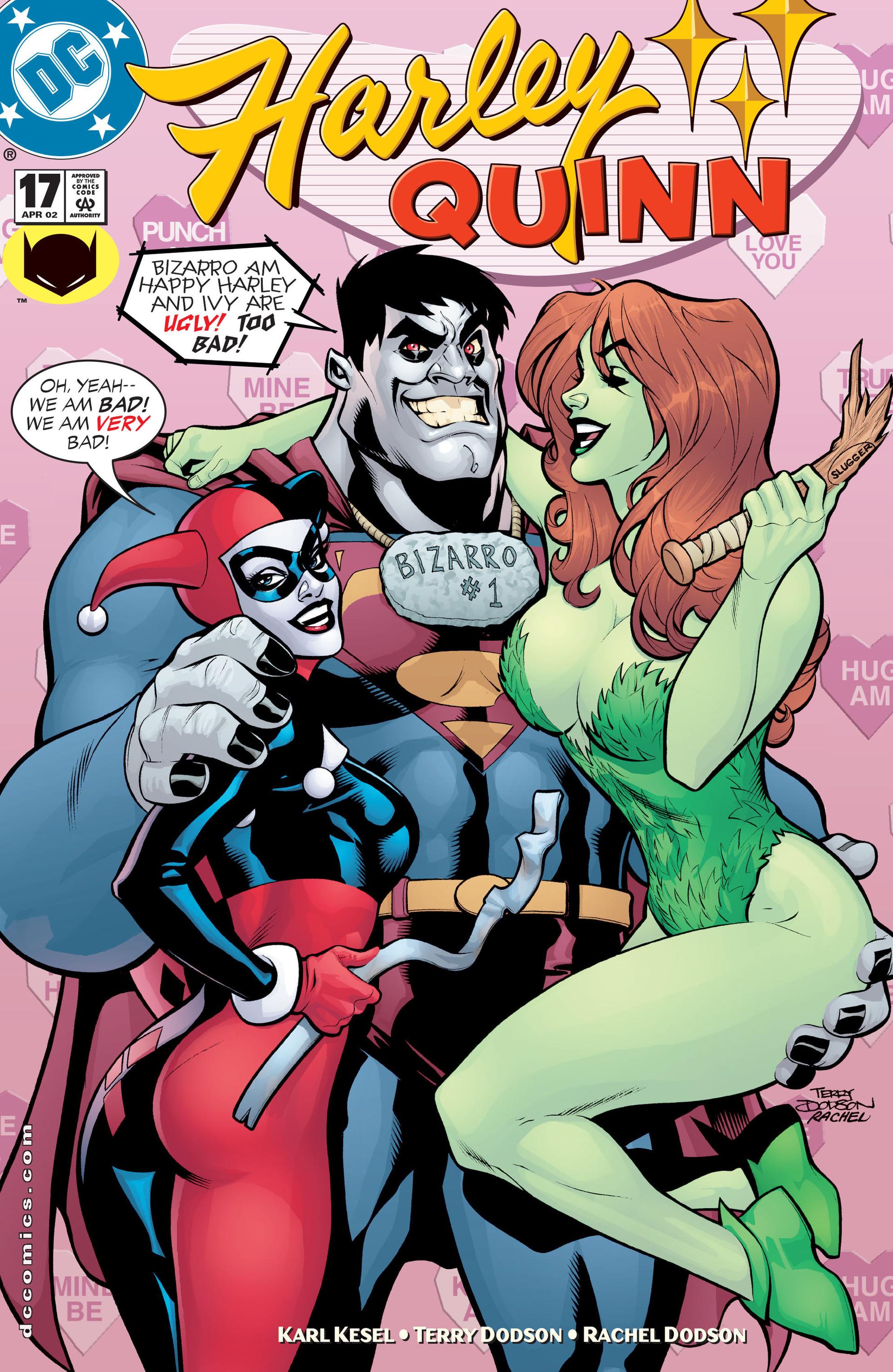 Harley Quinn (2000) Issue #17 #17 - English 1