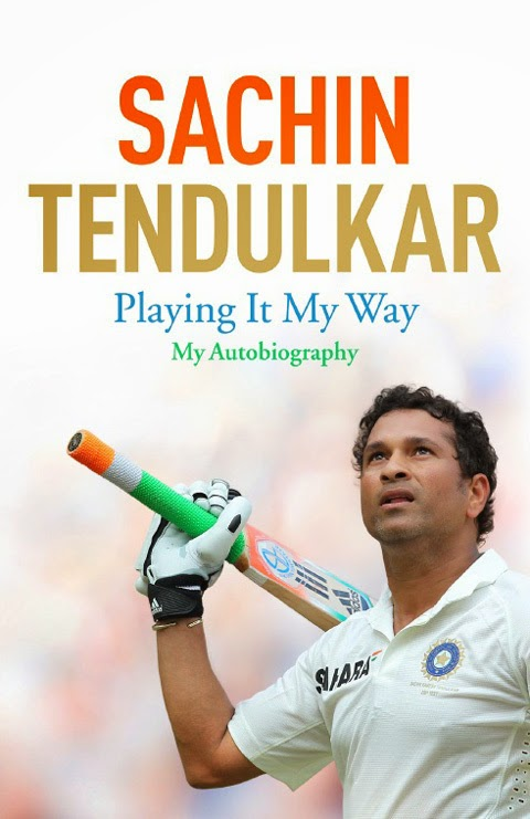 'Playing It My Way'-Sachin Tendulkar to launch his autobiography on  November 6, 2014