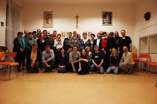Společné foto účastníků kurzu