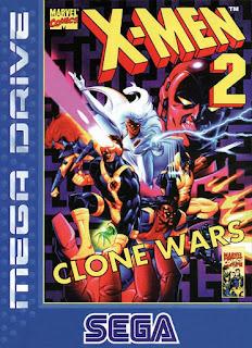 X-Men 2: Clone Wars (BR) [ SMD ]