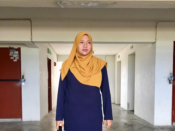 Tshirt Muslimah HanaTajuddin - selesa untuk semi kasual atau aktiviti riadah